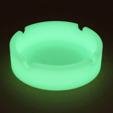Glow in the Dark Silicone Ashtray