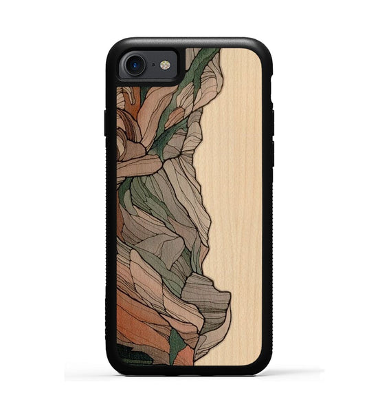 108805b760 Apple iPhone 7 - Wood, Resin & Seashell Phone Cases & Covers by Carved