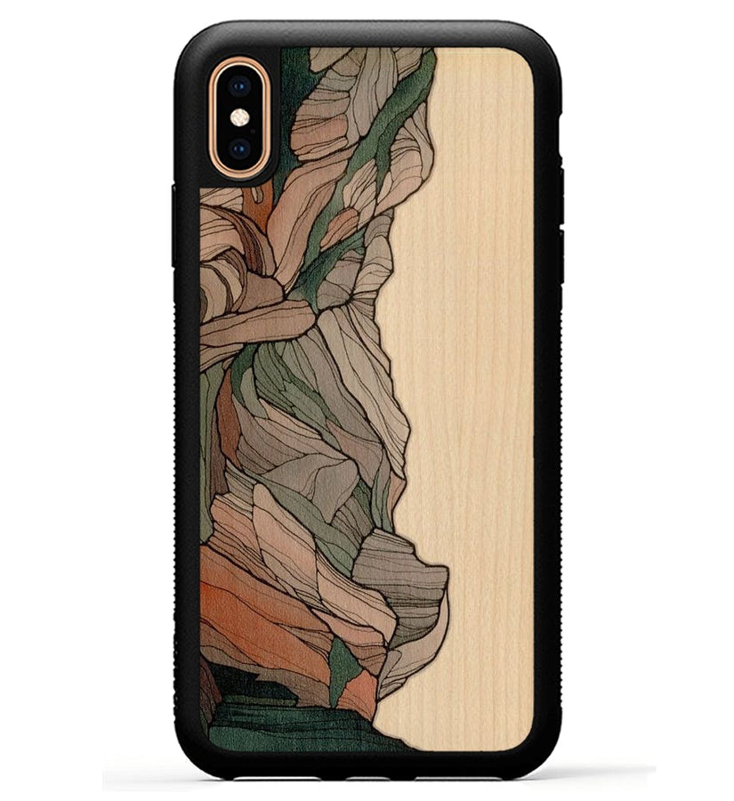 Half Dome - iPhone Xs Max Phone Case