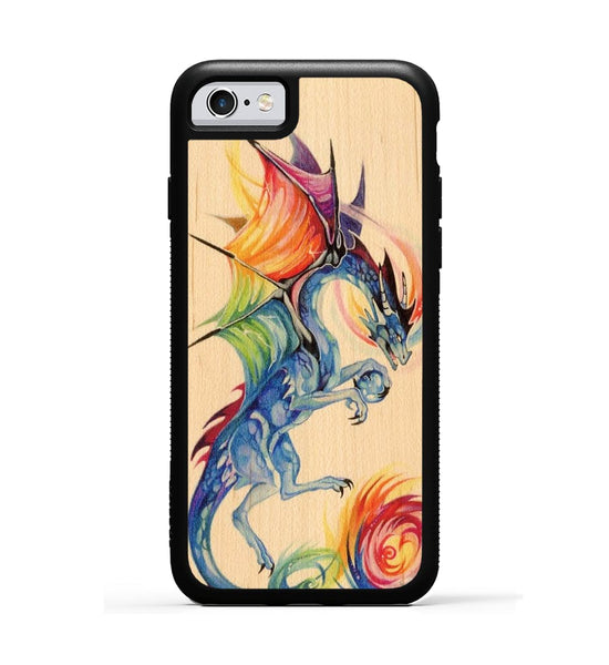 Rainbow Dragon - iPhone 6s Phone Case
