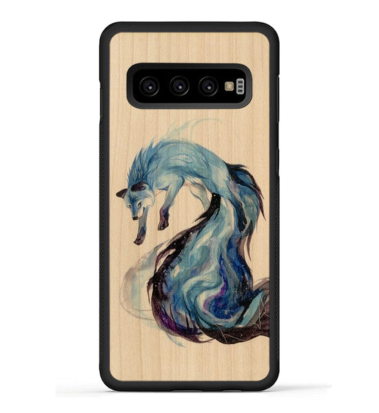 Galactic Fox - Galaxy S10 Phone Case