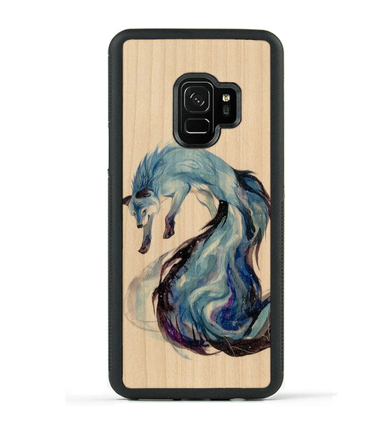Galactic Fox - Galaxy S9 Phone Case