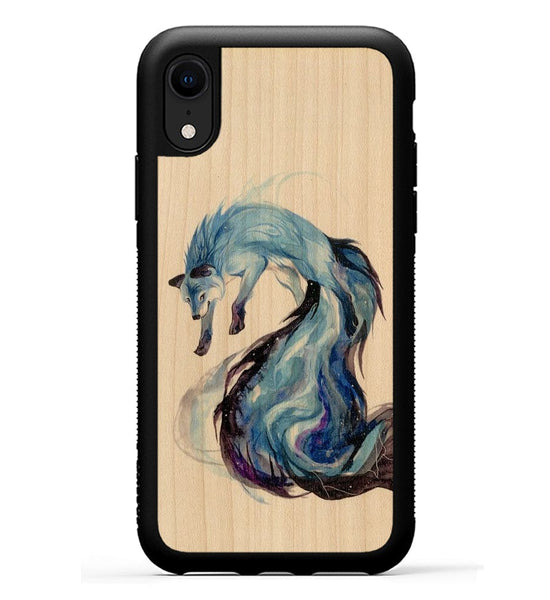 Galactic Fox - iPhone Xr Phone Case
