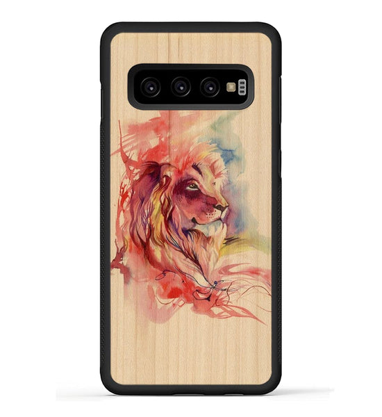Lion Splash - Galaxy S10 Phone Case