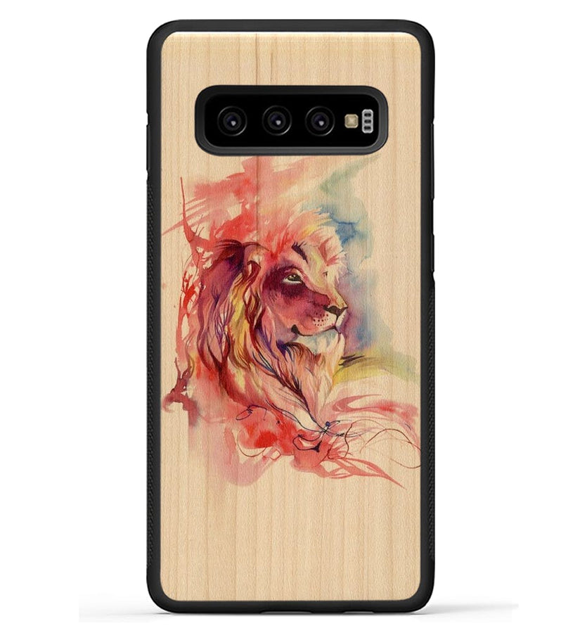 Lion Splash - Galaxy S10 Plus Phone Case