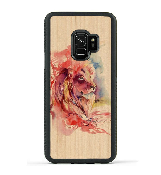Lion Splash - Galaxy S9 Phone Case