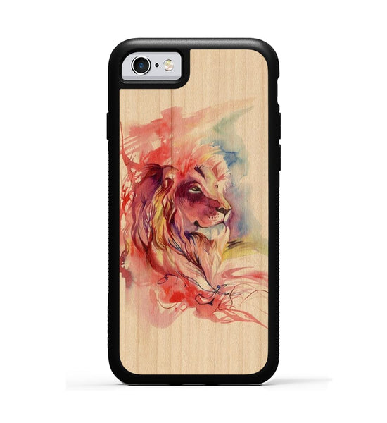 Lion Splash - iPhone 6s Phone Case