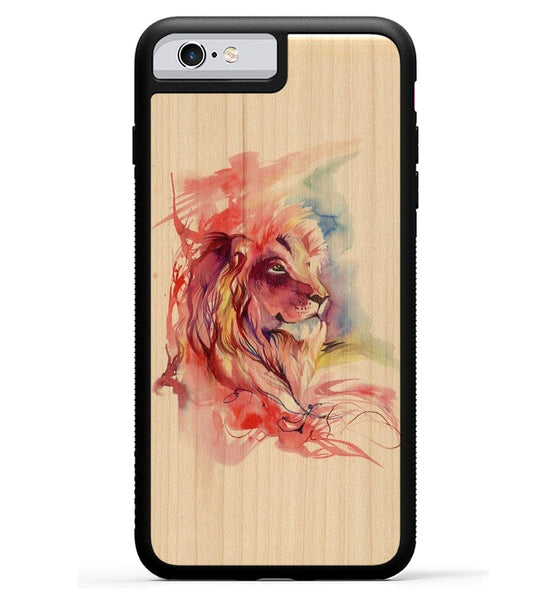 Lion Splash - iPhone 6s Plus Phone Case