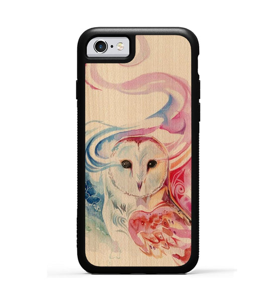 Rainbow Owl - iPhone 6s Phone Case