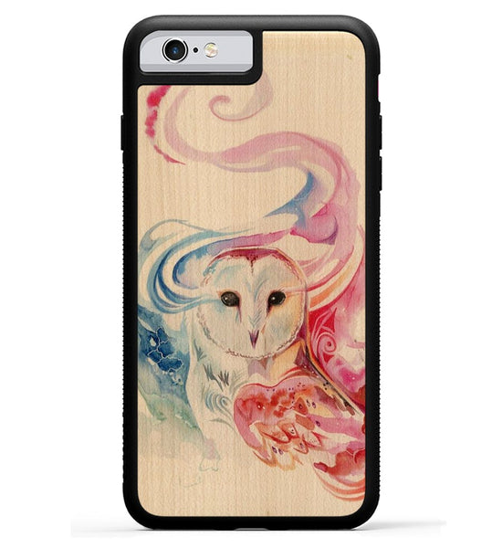 Rainbow Owl - iPhone 6s Plus Phone Case