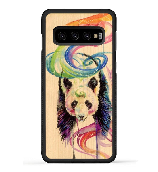 Rainbow Panda - Galaxy S10 Phone Case