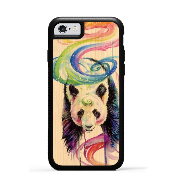 Rainbow Panda - iPhone 6s Phone Case