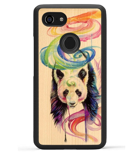 Rainbow Panda - Pixel 3 XL Phone Case