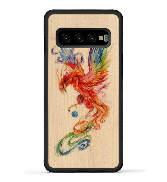 Regal Phoenix - Galaxy S10 Phone Case