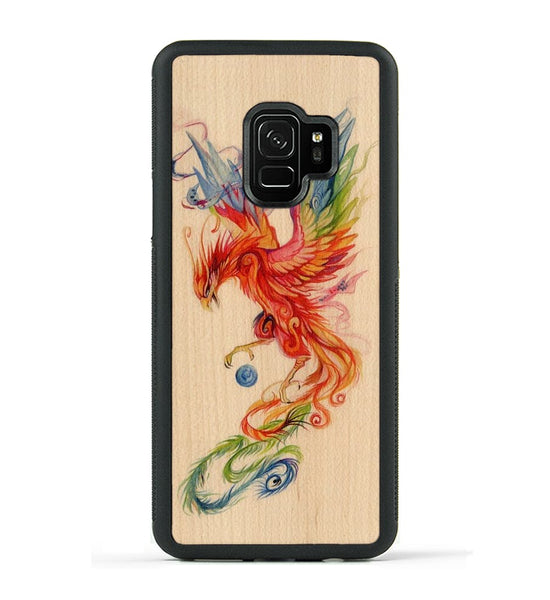 Regal Phoenix - Galaxy S9 Phone Case
