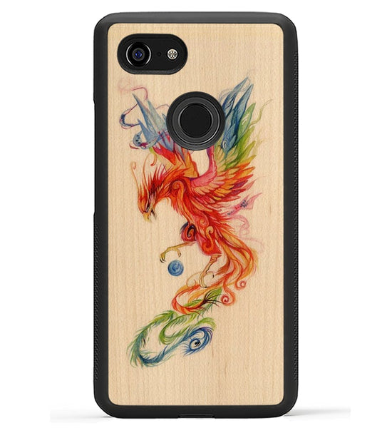 Regal Phoenix - Pixel 3 XL Phone Case