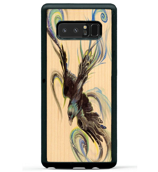 Raven - Galaxy Note 8 Phone Case