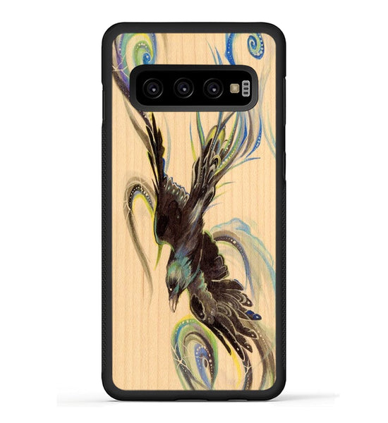 Raven - Galaxy S10 Phone Case