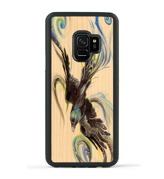 Raven - Galaxy S9 Phone Case