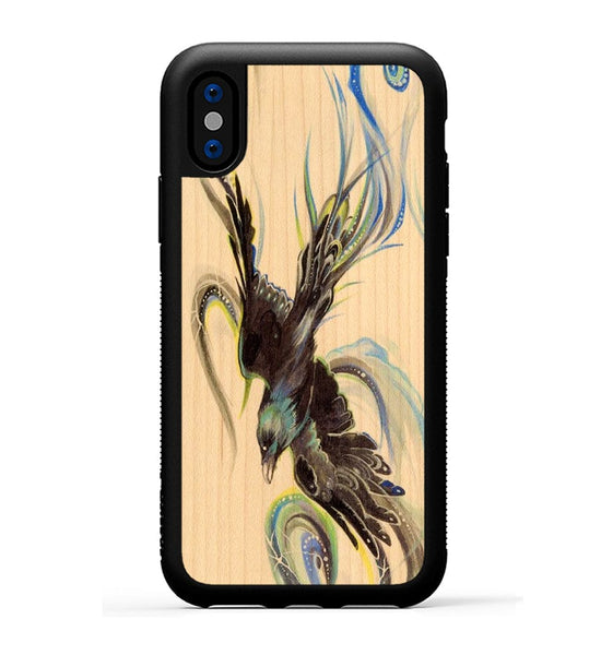 Raven - iPhone X Phone Case