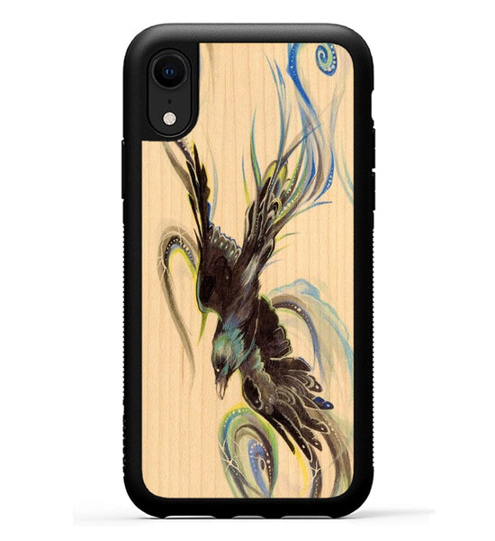 Raven - iPhone Xr Phone Case