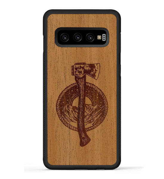 Axe - Galaxy S10 Phone Case