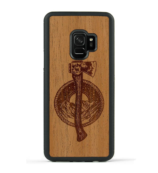 Axe - Galaxy S9 Phone Case