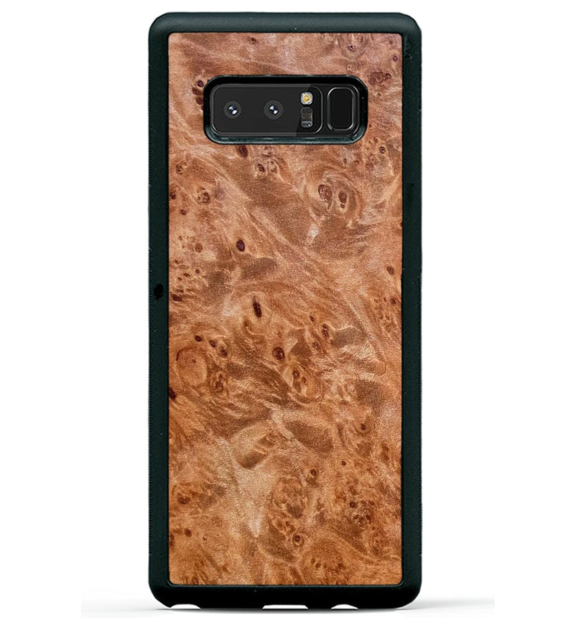 Maple Burl - Galaxy Note 8 Phone Case