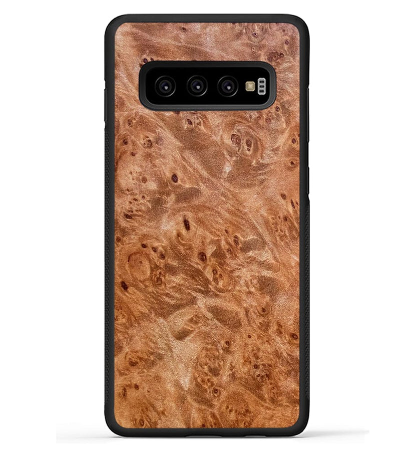 Maple Burl - Galaxy S10 Plus Phone Case