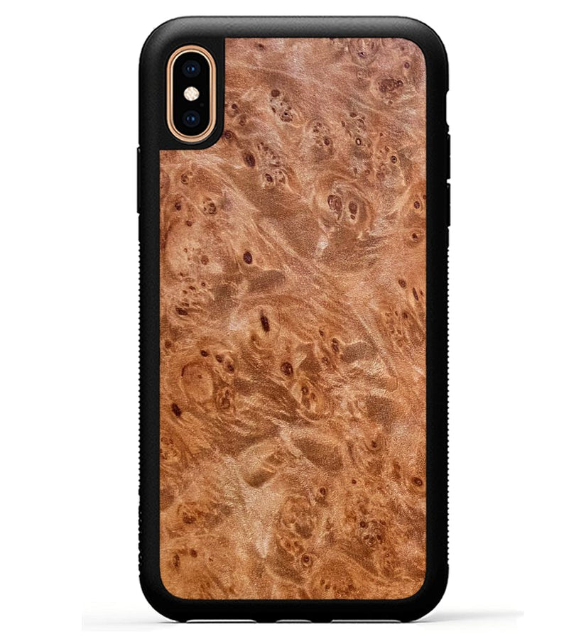 Maple Burl - iPhone Xs Max Phone Case