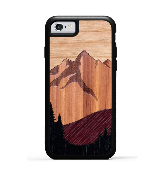 Mt Bierstadt Inlay - iPhone 6s Phone Case