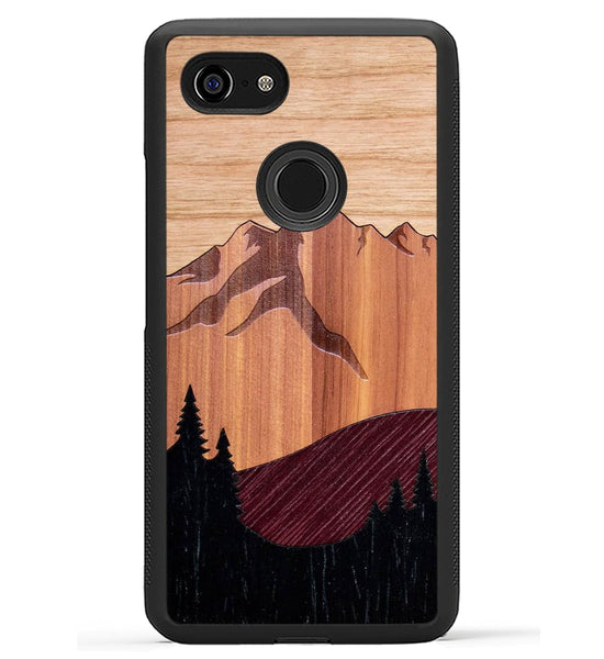 Mt Bierstadt Inlay - Pixel 3 XL Phone Case