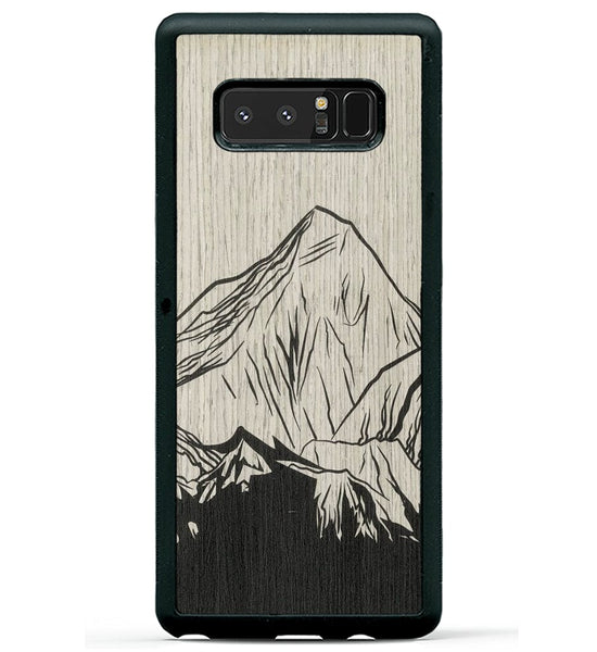 Mt Everest - Galaxy Note 8 Phone Case
