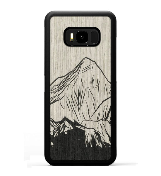 Mt Everest - Galaxy S8 Phone Case