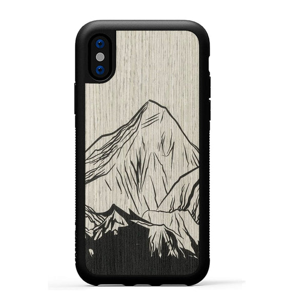Mt Everest - iPhone X Phone Case