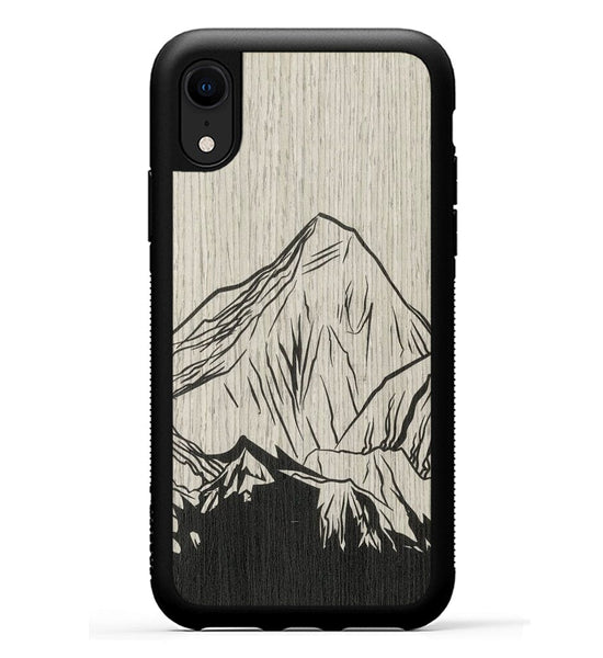 Mt Everest - iPhone Xr Phone Case