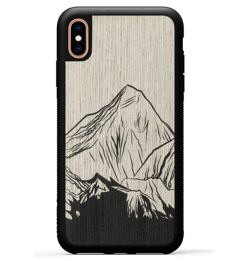 Mt Everest - iPhone Xs Max Phone Case