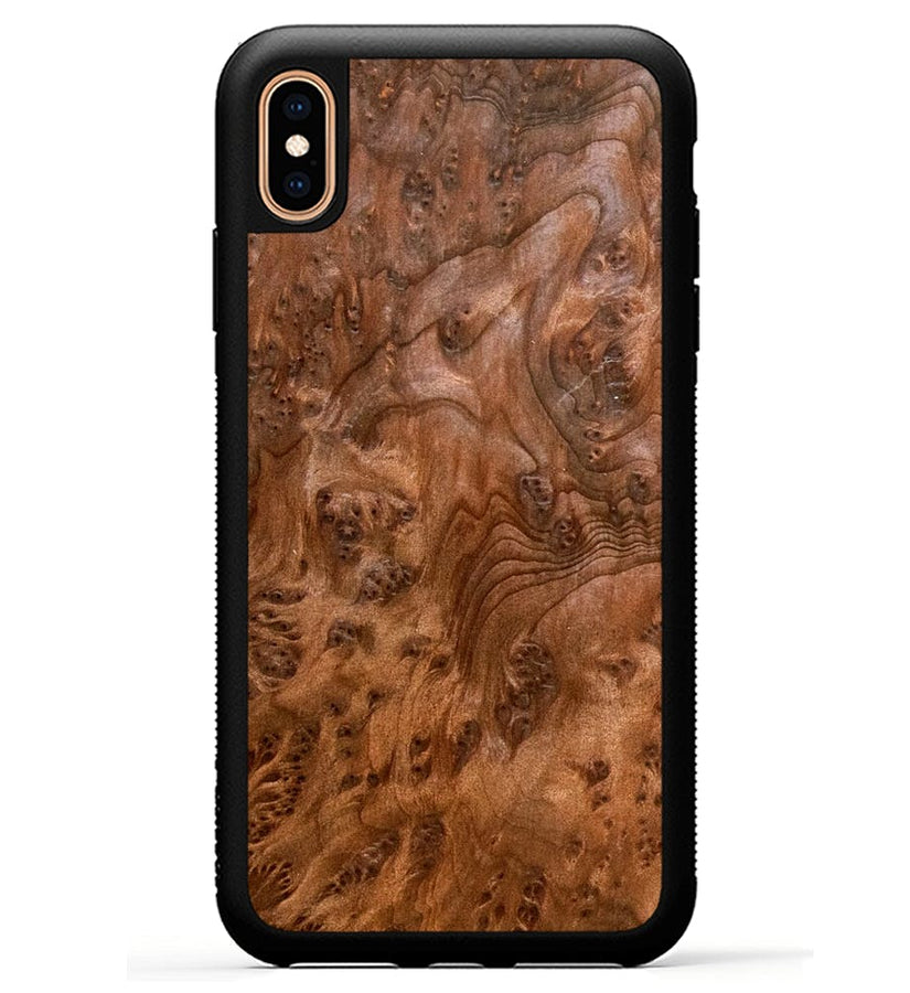 Redwood Burl - iPhone Xs Max Phone Case