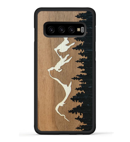 Grand Teton Inlay - Galaxy S10 Phone Case