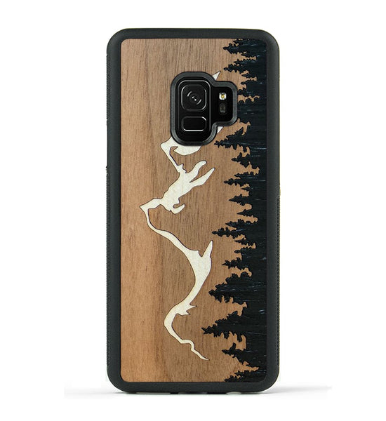 Grand Teton Inlay - Galaxy S9 Phone Case