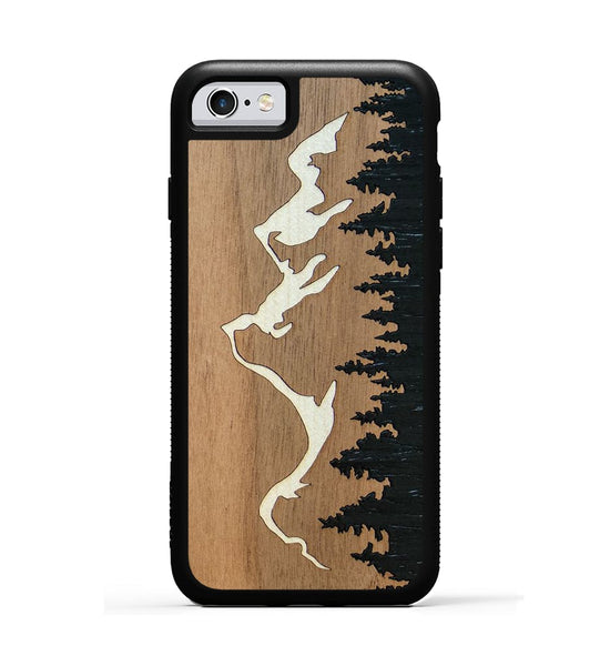 Grand Teton Inlay - iPhone 6s Phone Case