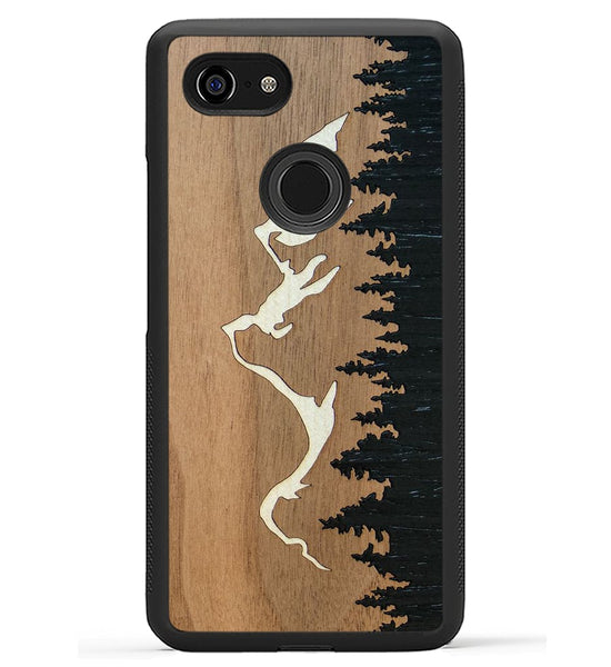 Grand Teton Inlay - Pixel 3 XL Phone Case