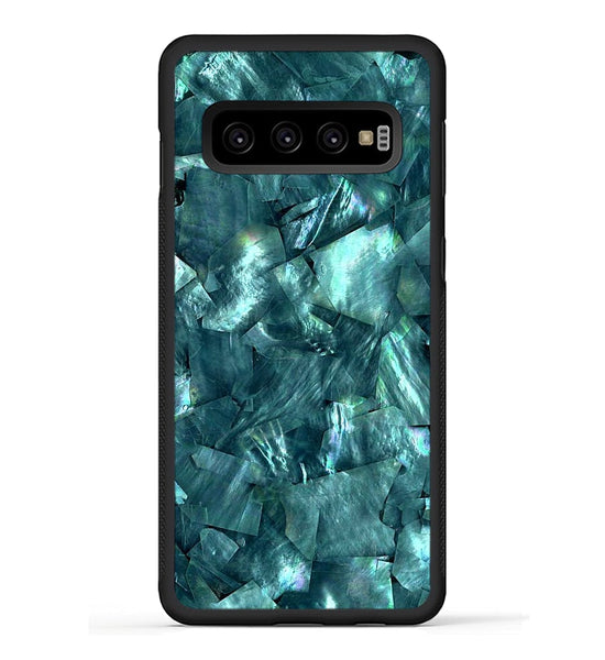 Turquoise Green - Galaxy S10 Phone Case