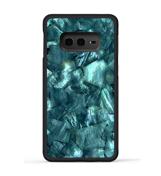 Turquoise Green - Galaxy S10e Phone Case