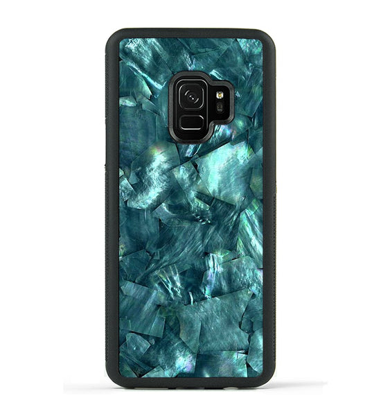 Turquoise Green - Galaxy S9 Phone Case