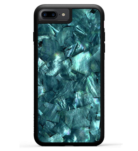 Turquoise Green - iPhone 7 Plus Phone Case