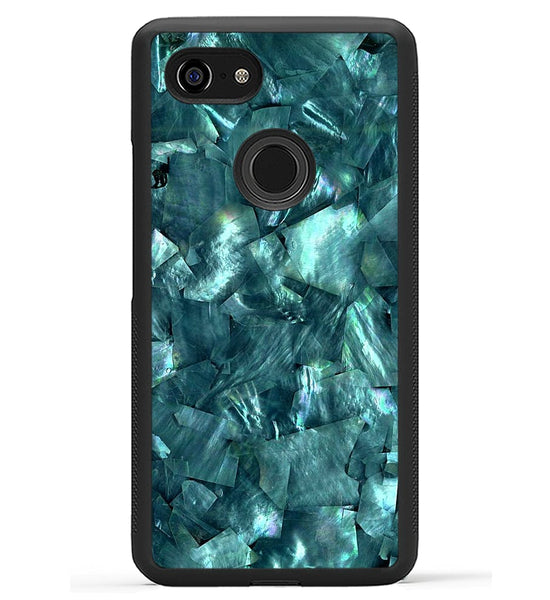 Turquoise Green - Pixel 3 XL Phone Case