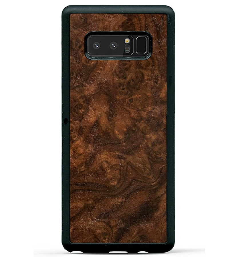 Walnut Burl - Galaxy Note 8 Phone Case