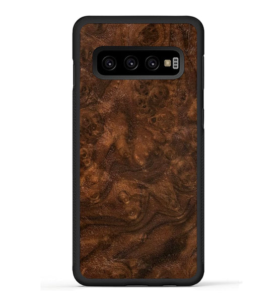 Walnut Burl - Galaxy S10 Phone Case