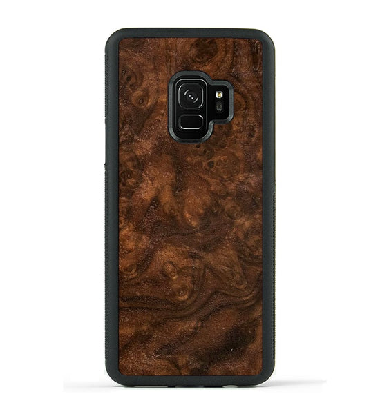 Walnut Burl - Galaxy S9 Phone Case